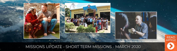March 2020 - The Benefits of Short-Term Missions Trips