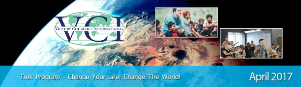 April 2017 - VBCI Trek – Change your Life, Change your World!